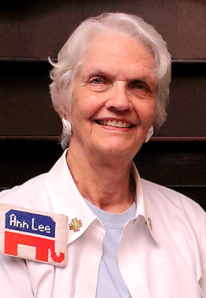 Ann Lee, Co-Founder of Republicans Against Marijuana Prohibition