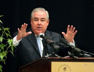 John Morgan Speaks in Tallahassee with People United for Medical Marijuana. Photo by Glenn Bell