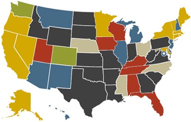 23 States Have Passed Reforms