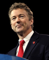 Rand Paul speaking at the 2013 CPAC in Washington D.C. on March 14, 2013 by Gage Skidmore.