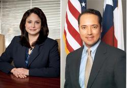 Texas State Representative Marisa Márquez and Texas State Senator José Menéndez introduce a bill to legalize medical marijuana.