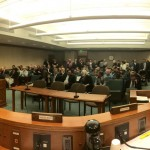 Committee room hearing for HB 507 taken by Representative Joe Moody from Moody's Facebook Page.
