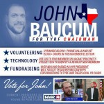 John Baucum, RAMP's Political Director, is elected Chairman of the Texas Young Republican Federation