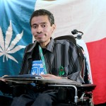 Vincent Lopez, founder of the Patient Alliance for Cannabis Therapeutics, picture by DFW NORML